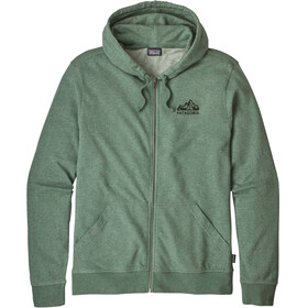 Patagonia Fitz Roy Scope Lightweight Full-Zip Hoody Men Pesto